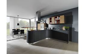 charmante rundungen in der küche ka 51 130 in lavaschwarz