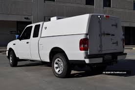 2011 Ford Ranger Extended Cab Refrigerator Truck Catering Delivery ...