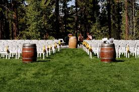 Rustic Wedding Ceremony Decorations