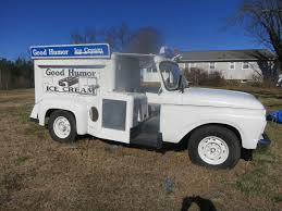 100 Restored Trucks RESTORED 1966 Ford250 Good Humor Ice Cream Truck