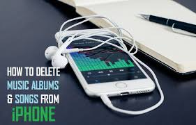 How to Delete Music Albums and Songs From iPhone