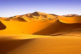 This Is The Image Many People Have Of Sahara A Vast Sea Sand