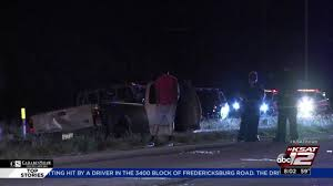 SAPD: Police Officer Hit By Drunk Driver While Working Scene...