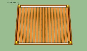 how to build a platform bed frame howtospecialist how to build