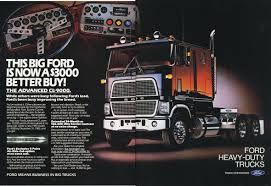 Photo: November 1982 Ford CL-9000 Ad | 11 Overdrive Magazine ... 1979 Ford Trucks Parking Light Wiring Data Wiring 1992 L8000 Diagram All American Classic Cars 1982 Bronco Xlt Lariat 4x4 2door F150 Pickup 50 Truck Sales Brochure 1984 L9000 Truck Diagrams Electrical Drawing Schematics Introduction To Directory Index Trucks1982 Show Em Current 8086post Pic Page 53 Rowbackthursday Check Out This 7000 Sweeper View More 4k Wallpapers Design Sales Folder Courier Econoline Club Wagon