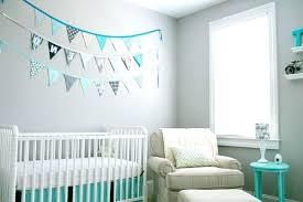 chambre bebe garcon bleu gris decoration chambre bebe turquoise gris famille et bébé