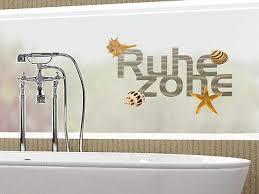 fenstersticker glassticker sticker für badezimmer spruch spa
