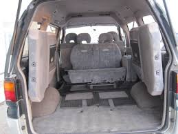 Car Picker mitsubishi Space Gear interior images