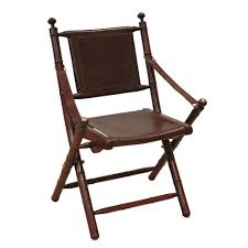 Classic Brown Leather Folding Bamboo Chair With Brass ... Cheap Folding Machine For Leather Prices Find Brooklyn Teak And Chair A Leather Folding Chair Second Half Of The 20th Century Inca Genuine Brown Bonded Pu Tufted Ding Chairs Accent Set 2 Leather Folding Low Armchair Moycor Marlo Chestnut Sr Living Room Chairsbutterfly Butterfly Chairhandmade With Powder Coated Iron Frame Cover With Pippa Armchair Details About Relaxing Armchair Single Office Home Balcony Summervilleaugustaorg