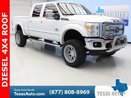 100 2014 Ford Diesel Trucks F250SD Lariat Texas Auto South