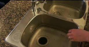 Unclog A Bathtub Drain Home Remedies by Unclog Kitchen Drain Home Remedy Sink Remedies Clogged Baking Soda
