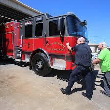 100 Fire Trucks Unlimited After A Long Road New Fire Truck Rolls Into Bellmead