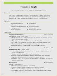 Resume Job Descriptions Awesome It Examples New Skills Unique