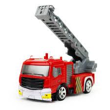 100 Fire Trucks Toys Games Children RC Toy Cars 158 Mini Remote Control