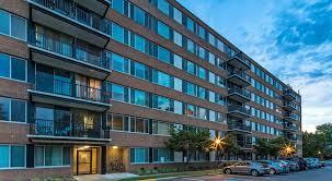 100 Crystal Point Apartments Parc View In Arlington VA