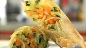 cuisiner legumes recette cuisiner des rouleaux croustillants de légumes entrées