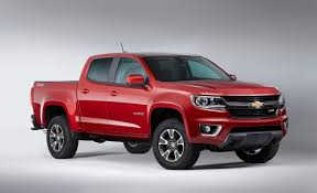 Chevrolet Unveils The 2015 Colorado, Says The Midsize Pickup Will ...