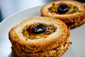 baked canapes mixed vegetables bread canapes easy steps 2 cook