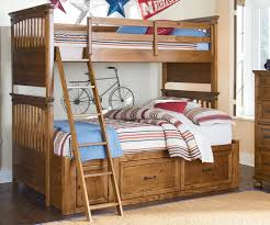 Bryce Canyon Twin over Full Bunk Bed 3900 8140K