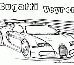 Colouring Car Coloring Pages To Print