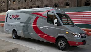 100 Rent Ryder Truck Orders A Large Fleet Of 500 Allelectric Vans From New