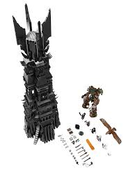 Eye Of Sauron Desk Lamp Ebay by Amazon Com Lego Lord Of The Rings 10237 Tower Of Orthanc Building