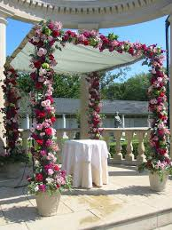 43 best Chuppah Archway Floral Decor images on Pinterest