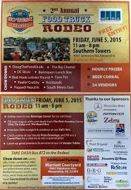 100 Dc Food Truck Association West End Business WEBA 2nd Annual Rodeo