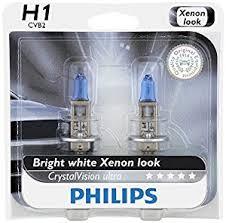 philips crystalvision ultra upgrade headlight bulb 2 pack 20