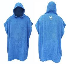KIDS Swimming Robe Surf Beach Poncho In MICROFIBER W Adjustable Sleeves CHOOSE COLOR