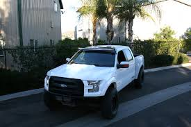2004-2014 Ford F-150 To 2017+ Raptor 4.5