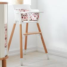 Child's Highchair 0-12 Yrs - Beech & White Incl Safety Strap & T-belt –  White Tripp Trapp High Chair 2019 Tommee Tippee Starbright Harness R For Rabbit Marshmallow The Smart Baby Check Out Goplus 3 In 1 Convertible Table Seat Booster Toddler Feeding Highchair Shopyourway Cosato High Chair Broxbourne 1500 Sale Shpock Chairand Other Gear Essentialsmiranda Hammer Of Mothercare T Butterflies Food Catcher You Never Knew Need My Child Meet Nomi The Stylish Modern That Wont Ruin Your Modesto Slide Tray Nursery Patent Tshirt Tshirt Old Tshirt Vintage Shower Gift Little Baby Girl Sits And To Eat Food