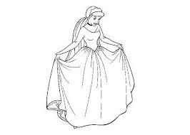Cinderella Coloring Page 468735 Pages For Free 2015