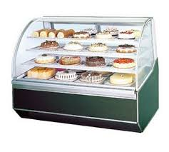Turbo Air TB 4R 47 3 8W Refrigerated Bakery Display Case