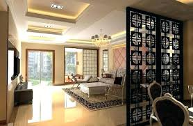 Living Room Partition Kitchen Dividers For And Dining Interior