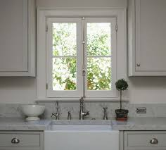 light gray kitchen cabinets cottage kitchen loi thai
