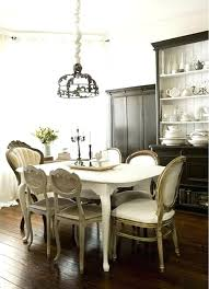Vintage Dining Room Ideas Classic Furniture White Dinnerware And Window Curtains Decorating