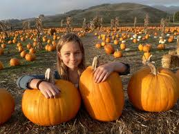 Pumpkin Patch Half Moon Bay Ca by Getting Them Outdoors And Away From Electronics This Fall Taking