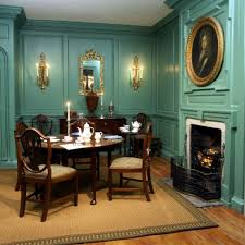 Georgian Dining Room by English Georgian 1714 1800 Furniture Design History The Red