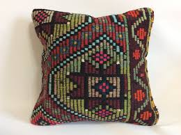 Picture Of Kilim Pillow Cover 18 X