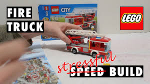 When A LEGO Speed Build Is Stressful! | GJBricks How To Use Ez Truck Builder Youtube Zombie Build 5 Fire Truck 1962 Old Timey Fire First Factory Motorized Pumper Build The Clics Engine Toy And Extinguish Any Clictoys Lego City Fire 60002 1500 Hamleys For Toys Games German Vw Trucks Accsories Play T For To A Small Simple Lego Moc 4k Vwvortexcom Future Thread Converting Vintage Firetruck Tatra 148 Tatra Pinterest Photos
