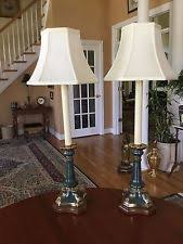 Maitland Smith Buffet Lamps by Candlestick Lamp Ebay