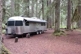 100 Rainier Truck And Trailer RV Camping Near Mount National Park Campendium