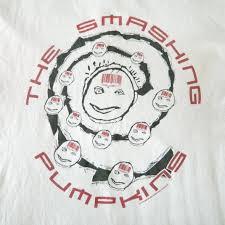 Smashing Pumpkins Shirts by Vintage Smashing Pumpkins 1996 Leave Me Alone T Shirt Xl 90s