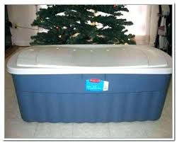 Christmas Tree Boxes For Storage Box Bin 9 Foot