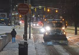 100 Liberty Truck Stop Pittsburgh May Ease Up On Road Salt Under Maintenance Plan