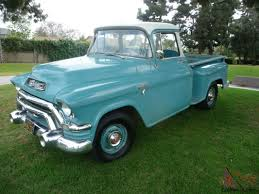 100 1956 Gmc Truck For Sale GMC Big Window All Stock
