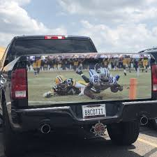This Dez Bryant Fan's Truck Is A Moving Billboard For 'Dez Caught It ... Bryant Guilfoyle Wins Anchor Allstar Award Dump Truck Duck By Megan E Unleashing Rdersunleashing Dez Truck The Story Behind The Famous Ride Yokohama Plays Politics And Wins Big In Missippi Modern Tire Dealer 2016 2017 Hights Greece Finland Youtube Wvu Basketball 030511 Post Game Comments Leaving Lasting Legacy As Animal Control Officer News Fundraiser Triston Dream 4yearold Girl Faces Rare Diase Money For Research Will Be Show Inspired A Family Friend Who Battled Cancer On Twitter Email Me At Truck2511yahoocom Pop Up Building Commercial Plant