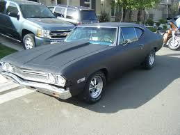 Photo Gallery - Muscle Car - 1968 Chevy Malibu