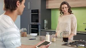 Husband And Wife Breakfast Morning Routine Stock Video HD Royalty